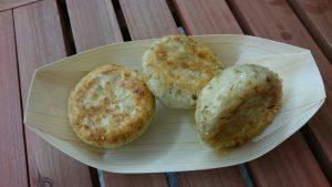 フカヒレ焼餅